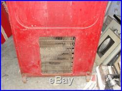VINTAGE 1950S VENDO Nickel Coca Cola dispenser hard to find asis F39 B5 V-39