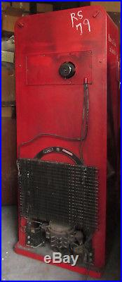 VINTAGE 1950's all orig. Cavalier 51 Coca Cola Machine exc