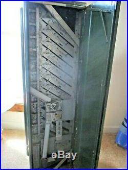 VINTAGE 5 cent Candy Bar Vending Machine, ARTHUR H. DUGRENIER