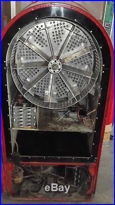 VINTAGE 5 cent F. L Jacobs Coke Machine