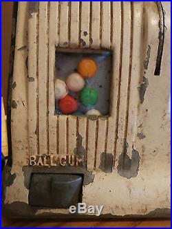 Vintage American Eagle Trade Simulator Vending Machine Gumball