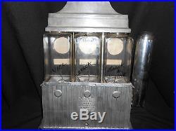 Vintage Antique 1947 Ajax Challenger Hot Nut Machine Coin Operated