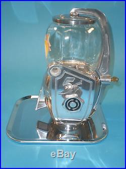 Vintage Antique Atlas Bantam Gumball Peanut Vending Machine