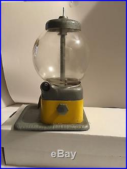 Vintage Chlorophyll Gum-ball/ Peanut Machine