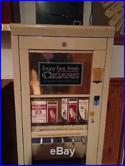 Vintage Cigar Vending Machine