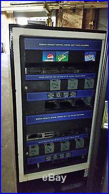 VINTAGE Pepsi-Cola VENDING MACHINE