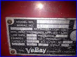 VINTAGE VENDO COKE MACHINE MODEL H14A WORKS Original paint