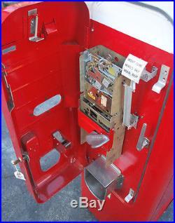 Vintage VMC 44 Vendo Coke Coca Cola Vending Machine