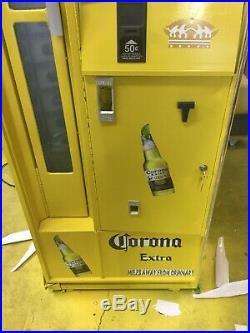 VINTAGE cavalier And Or Vendo Custom VENDING MACHINE Corona Beer