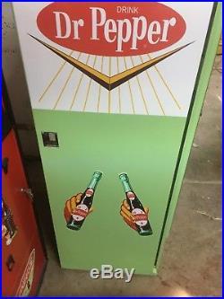 VINTAGE cavalier coke. Dr Pepper Custom VENDING MACHINE