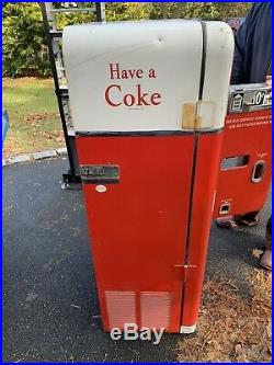 Vendo 56 Coca Cola Coke Machine Soda Pepsi VMC 81 Vintage Original