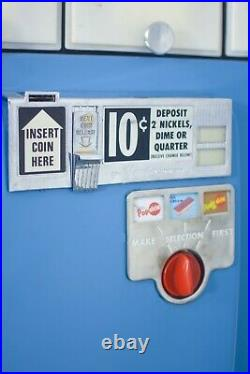 Vendo Ice Cream Vending Machine VINTAGE RARE COLLECTIBLE