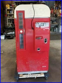 Vintage 10 Cent Coke Machine