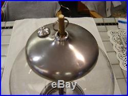 Vintage 1915 Bluebird Bulk Vendor Coin Op Gumball Nut Vending Machine Penny