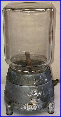 Vintage 1920s Vending Machine 1 Cent RARE THE YU-CHU CO. NEWARK N. J