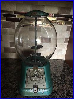Vintage 1924 GUMBALL Machine It's An OLDIE & Complete