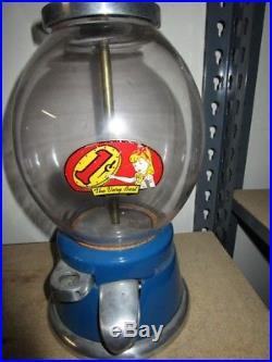 Vintage 1930's Lee Gum, Candy, Peanut Vending Machine