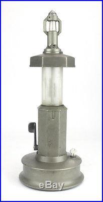 Vintage 1930's Van-Lite 1 Cent Lighter Fluid Dispenser