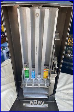 Vintage 1930s Adams Chewing Gum Vending Machine