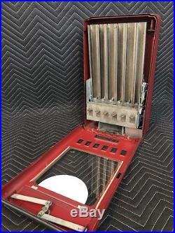Vintage 1940s Adams Gum 1 Cent Table Top Penny Vending Machine DuGrenier Works