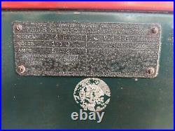 Vintage 1941 Mills 45 Coca Cola Machine Original Paint vendo 81 56 44 pepsi 7up