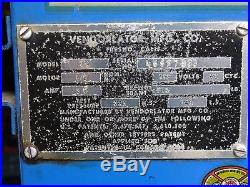 Vintage 1950's 10-Cent Pepsi Soda Coin-op Vending Machine With Original Key