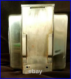 Vintage 1950's Ask SWAMI Penny Fortune Machine Napkin Holder And Accessories