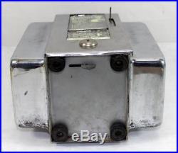 Vintage 1950's Restaurant Swami Fortune Teller Napkin Holder Coin Op Machine