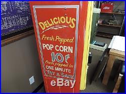 Vintage 1950's U-POP-IT Popcorn Machine! Full Restoration! Works Perfectly
