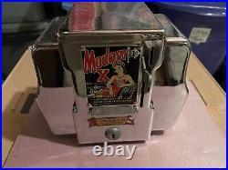 Vintage 1950s Madam X Napkin Holder fortune teller vending machine