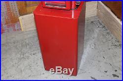 Vintage 1950s U SELECT-IT 10 cent Floor Model Candy Coin-Op Vending Machine