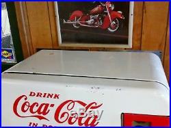 Vintage 1956 Coca Cola COKE Vendo 110 (H-110 F) Vending Machine