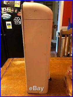 Vintage 1960 Kotex Feminine Napkins K-20 Wall Mount 10 cents Vending Machine