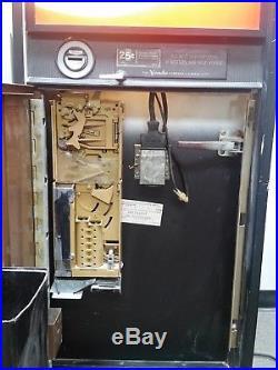 Vintage 1960's Coke Machine 63-7 Vendo