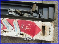 Vintage 1960s/1970s Chewing Gum Confectionery Vending Machine Genuine Original