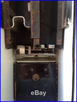 Vintage 1960s Condom Dispensing Machine Tex's Latex Unique Rare Man Cave Item