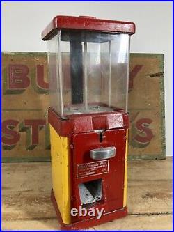 Vintage 1960s Mastermatic bubblegum Vending machine