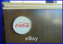 Vintage 1965 Coke Machine Model # 18-8852 By Cornelius See You Tube Video