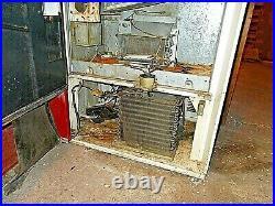 Vintage 1967 Vendo V-90 Coke Coca Cola Machine FOR RESTORATION-PICKUP ONLY