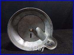 Vintage 1 Cent Bluebird or Peerless Gumball Machine Circa 1915 antique metal