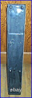 Vintage 5 Cent Hershey Vending Machine (No Key)