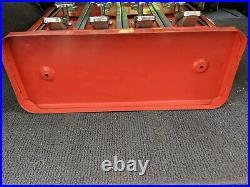 Vintage AM Co. 4-Head 1¢ Gumball / Peanut machine