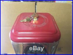 Vintage Acorn Gum Ball Machine Retarded Children Can Be Helped Fundraising L@@K