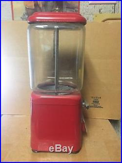 Vintage Acorn Gum Ball Machine Retarded Children Can Be Helped Fundraising L@@K