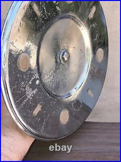 Vintage Adams-Fairfax Nut Gumball Dispenser Machine tray almonds nice 1947 rare