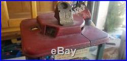 Vintage Al Hoff Magic Vendor Gumball machine