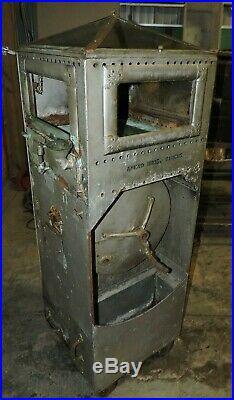 Vintage Amend Bros. Circus Vending Metal Peanut Roaster Machine, (VABX)