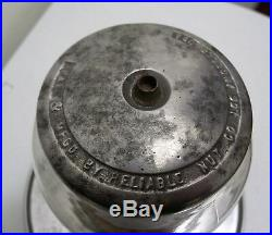 Vintage/Antique Gumball / Peanut Machine Reliable Nut Company Vending Coin-Op