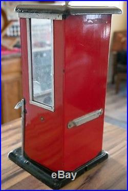 Vintage Antique Master Gumball Machine pat Aug 14, 1923