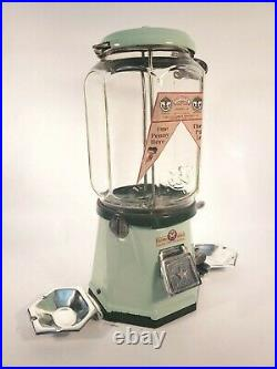 Vintage Antique Model 21 Columbus W / Ashtrays 1934 Peanut Gumball Machine
